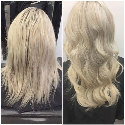 hair extensions | kimmy rose hair studio