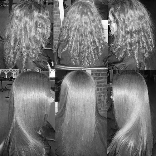 keratin treatment | kimmy rose hair studio