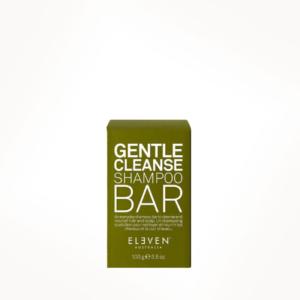 gentle cleanse shampoo bar | eleven